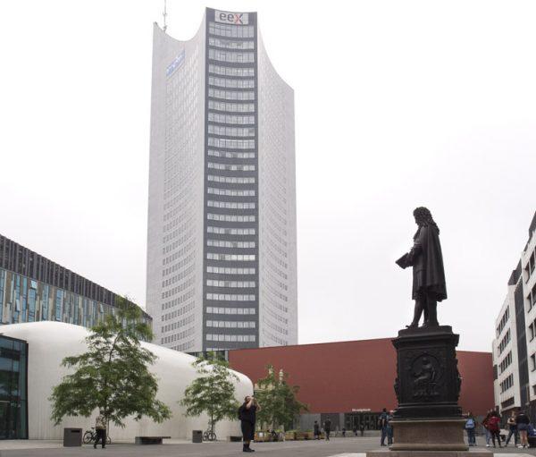 Leibniz Denkmal Leibniz Forum