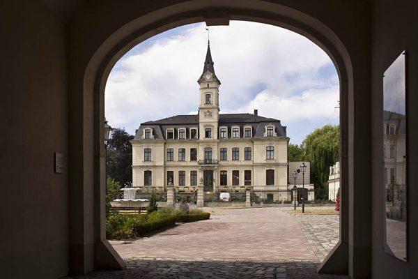 Schloss Leipzig-Schönefeld