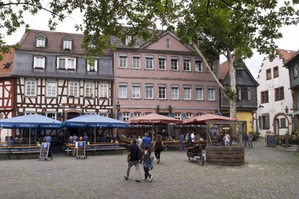 Höchst Schlossplatz